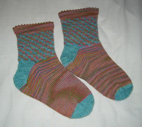 spiral socks 001