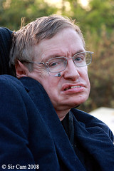 Professor Stephen Hawking (Sir Cam) Tags: cambridge portrait england university time space genius blackholes newnham sircam abriefhistoryoftime professorstephenhawking lucasianprofessorofmathematics