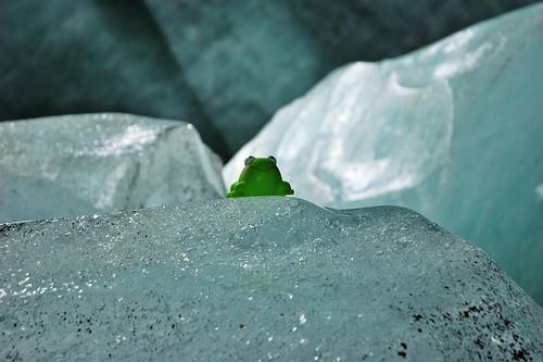 J3: randonnée pédestre sur le glacier Solheimajökull
