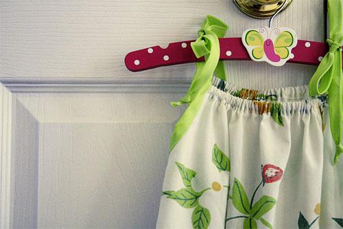 pillowcase dress for ellie