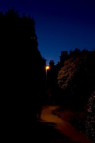 Ghost Story, Obelisk Park