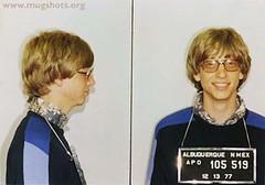 Bill Gates, México, 1977