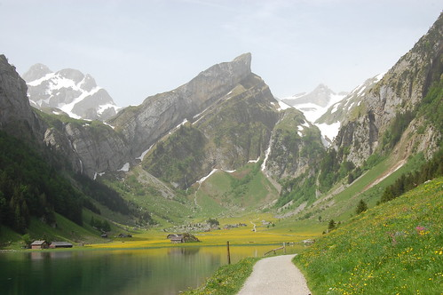 lake seealpsee