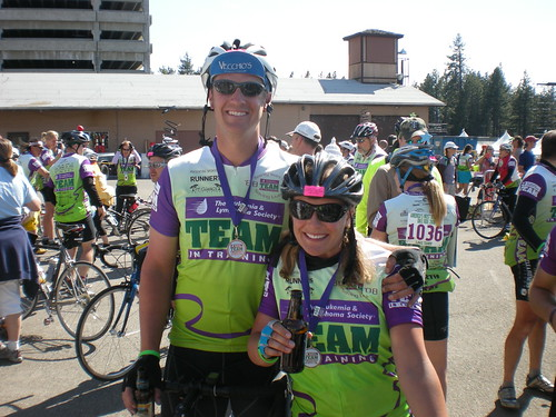 Coleman and Kelly Post Ride