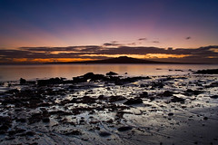 Dawn Light (Chris Gin) Tags: newzealand beach nature sunrise dawn auckland nz rangitoto ndfilter gndfilter neutraldensity graduatedfilter nd110