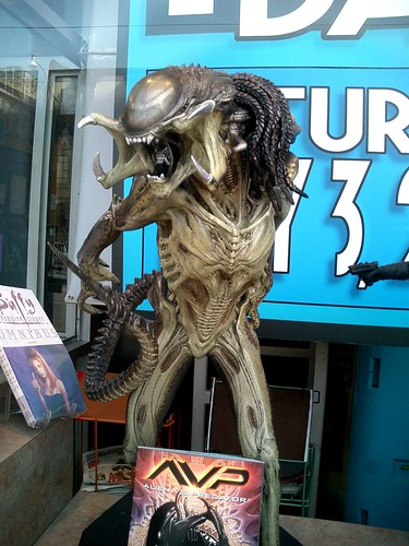 estatua Predalien AVP2 requiem
