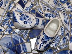 Ceramic clogs (**Anik Messier**) Tags: holland netherlands amsterdam ceramic clogs hollande