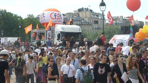 Paris Pride Parade (Marche des Fiertes)