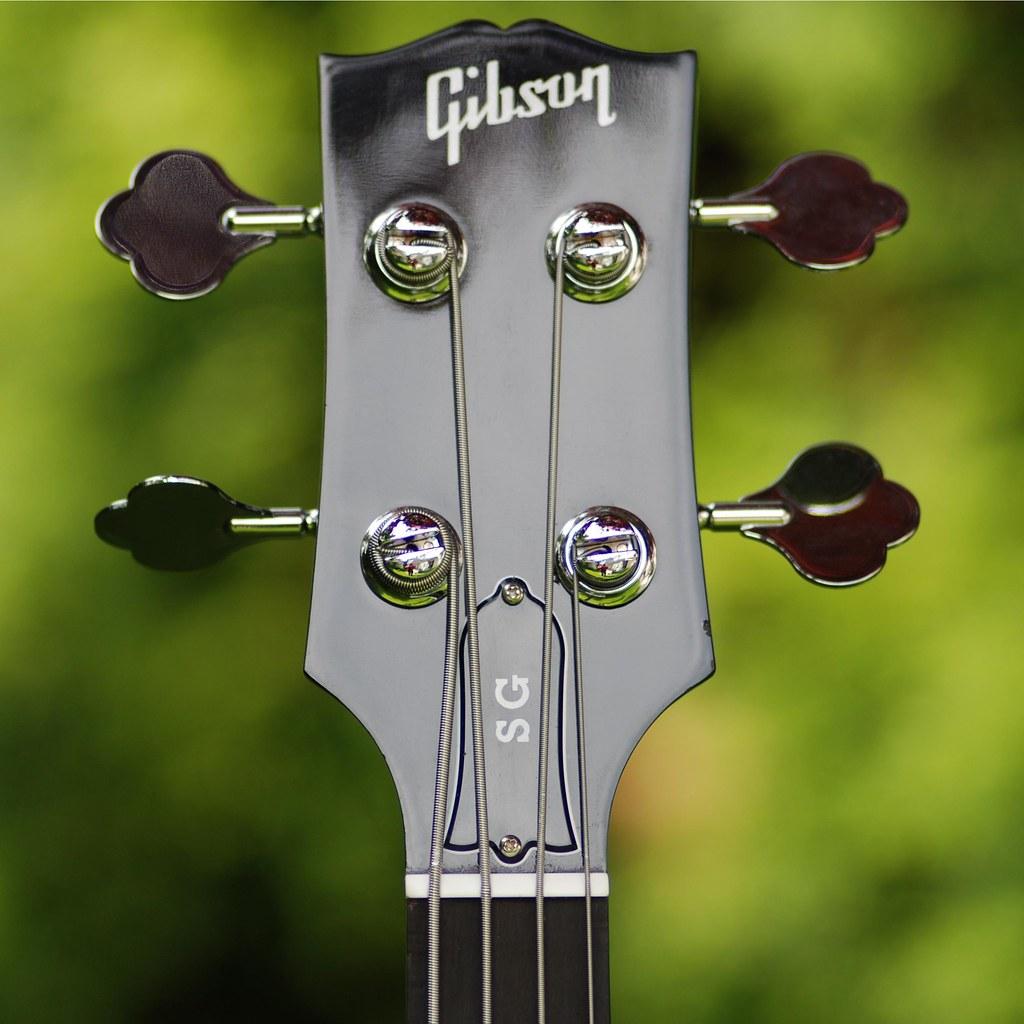 Gibson Bass Guitar 2008