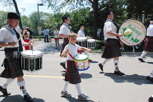 Glenview Fourth of July Parade: Little Drummer Boy