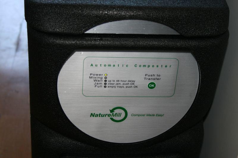 NatureMill Indoor Composter