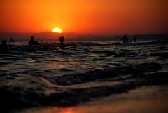 Holiday in Sea & Sunset - 2 (syrsln / ibo guido) Tags: sunset sea sun turkey relax nikon side trkiye antalya guide dslr deniz silhoutte gnbatm gne silet d80 kartpostal enstantane rehber deklanr syrsln flickrturkey flickrlovers