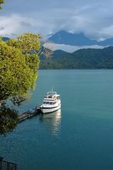 wait to sail/Sun Moon Lake (Art Space) Tags: b   sunmoonlake goldenvisions