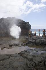 Nakalele Blowhole (xoque) Tags: hawaii maui nakaleleblowhole