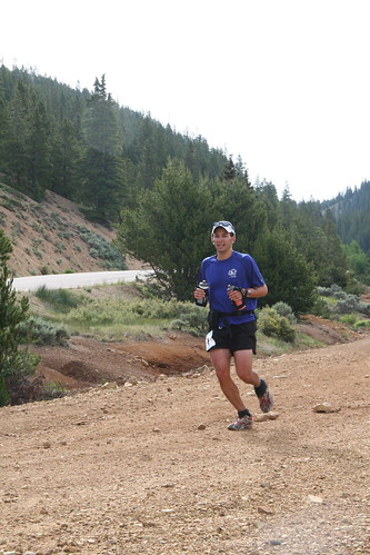 Leadville Silver Rush 50 Trail Run 2008