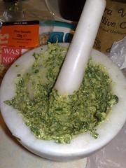 Wild Rocket Pesto