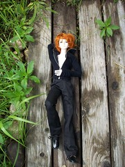 October at the cabin (betsyowl) Tags: october dolls bjd