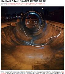 Razor Apple » Lia Halloran, Skater in the Dark_1216935993328