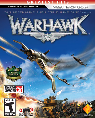 Warhawk Greatest Hits