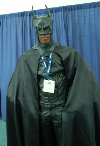 Comic Con 2008: I'm Batman