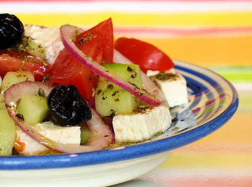 Greek salad 4335 R