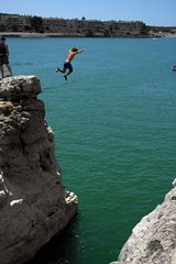 (Zachary Zimmerman) Tags: beautiful austin freedom extreme bouldering cliffjumping laketravis pacebend