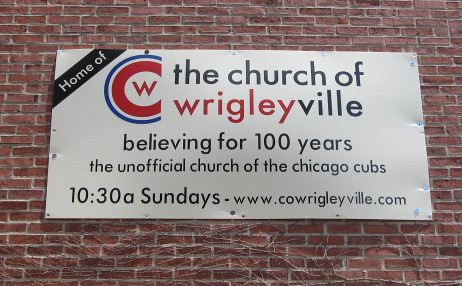church of wrigleyville