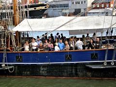 Party on board (Grete Howard) Tags: festival bristol harbourside bristolharbourfestival