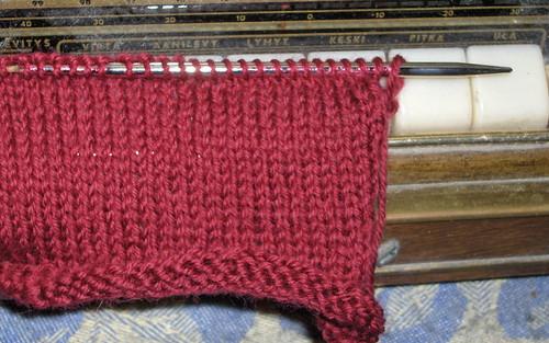 Wool mallitilkku