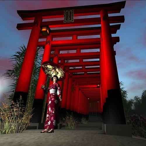 shrineway again by Andromega.