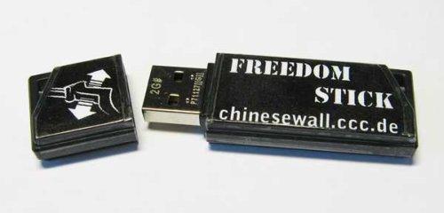 Freedom Stick, image courtesy of CCC