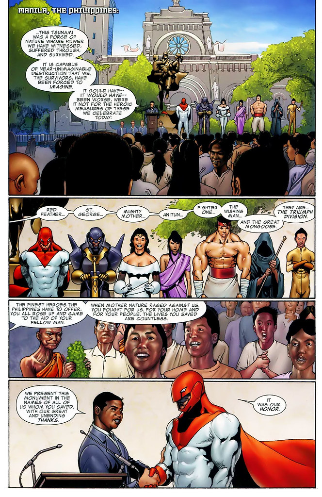 Asian marvel characters appreciation - Page 5