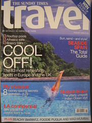 Sunday Times Travel, August issue