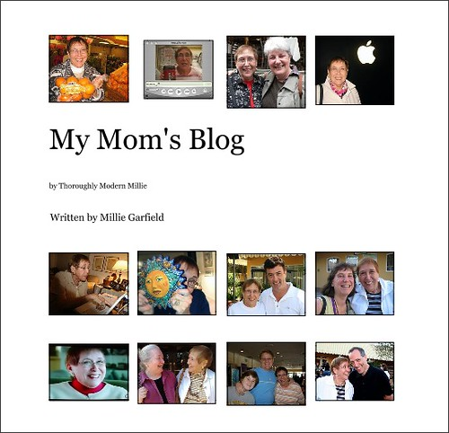 My Mom's Blog - The Book - Front Cover
