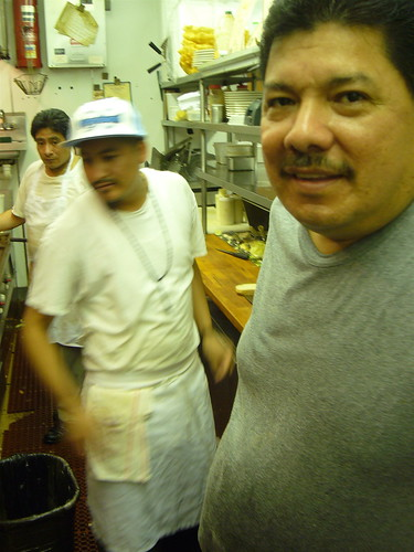Garcia in the Kitchen