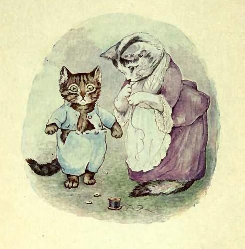 Odisea2008 Beatrix Potter Ilustraciones