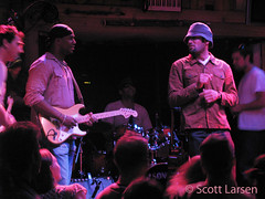 Ben Harper & Robert Randolph at the Mangy Moose