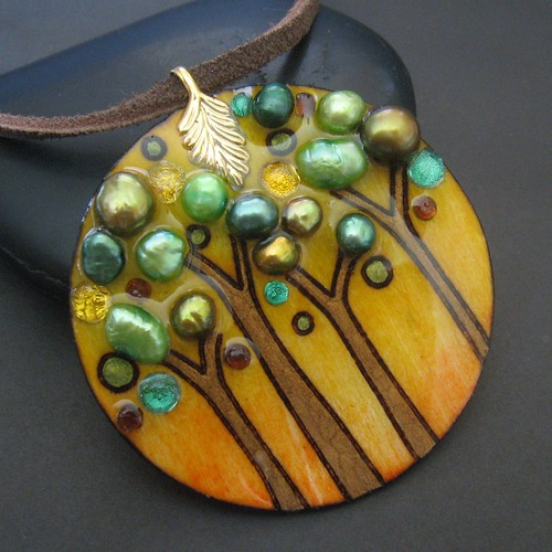 Michelle Hambourg - My Belle Bijoux « World Artisan Gems :  hambourg bead artwork artisan jewelry