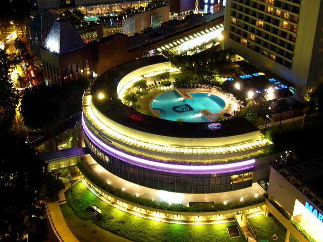 Pan Pacific Singapore, Swimming Pool | Flickr - Photo Sharing!