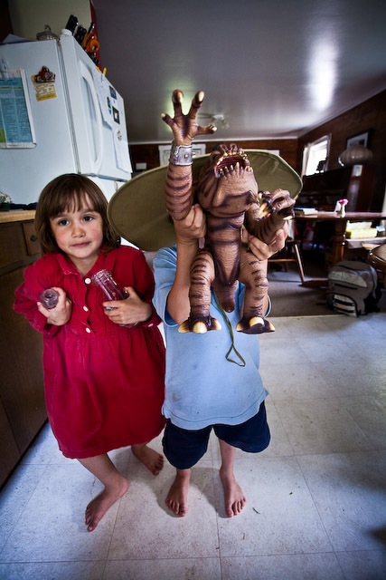 Child with Rancor