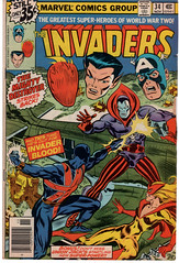 The Invaders 34 (Todd Wilson) Tags: comics unionjack captainamerica toro bucky marvelcomics theinvaders thesubmariner themightydestroyer theoriginalhumantorch