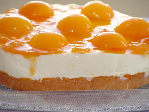 cheese cake de alperce