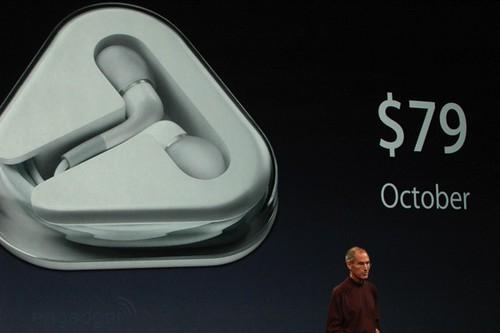 079,新的內耳耳機:美金79元