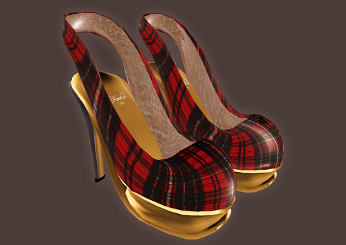 YUMMY, Plaid! by you.
