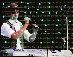 RARE-Jonas Brothers-Joe with sunglasses & hat on, setting up the microphone at the keyboard-(Willing to trade original photo for a jonas brother rare) (JonasBrothersAreOffTheChain2) Tags: mandy show new camp dog hot cute girl up rock zoe joseph paul living video mine kevin tour play little guitar tag nick dream young piano husband joe frankie ring nicholas burnin prom mtv sing taylor onstage demi swift cry denise jonas rare bit selena longer meyers gomez trl diabetes purity lovato wylmite