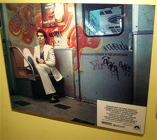 John Travolta - Saturday Night Fever - Pre Graffiti Crackdown