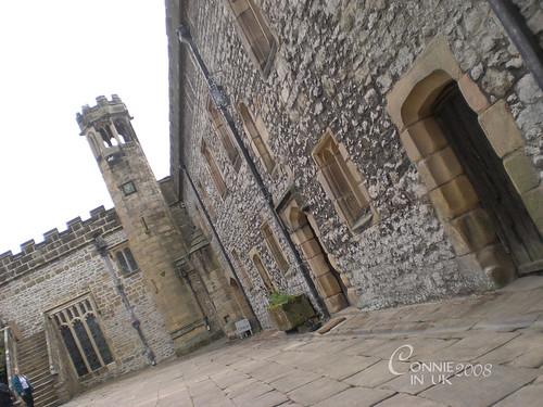Lower Courtyard 的建築,約於十七世紀建成。