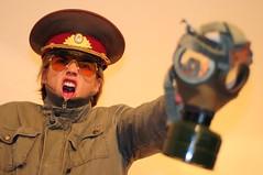 Communist is back ! (pio) Tags: portrait communist sten nikon50mmf18