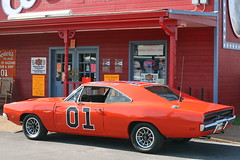 Cooter's Dukes of Hazard Museum.