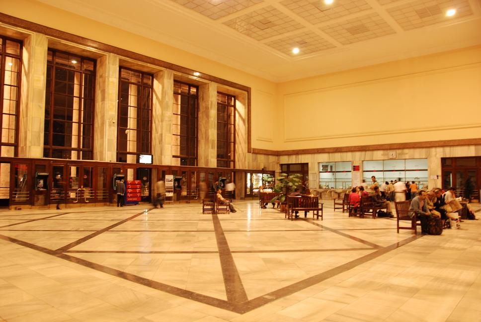 Ankara Railway Station 安卡拉車站
